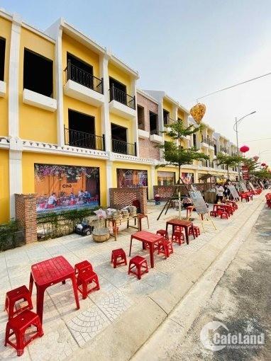 Sở hữu shophouse Nam Hội An 3 tầng dễ dàng với 5% thanh toán nhỏ giọt mỗi tháng