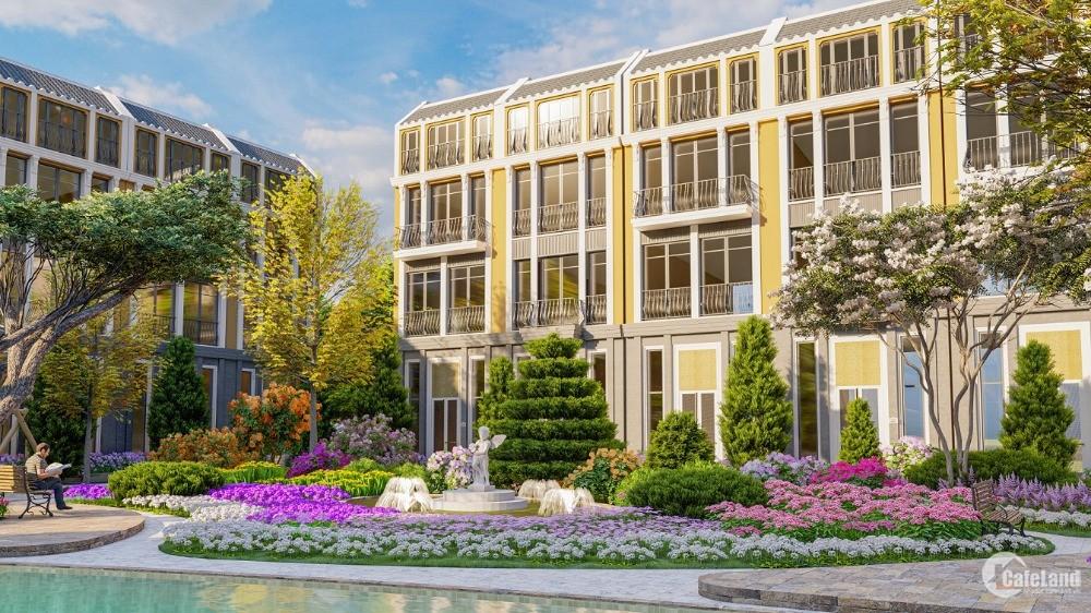 Chỉ hơn 2 tỷ (25%) Sở hữu ngay căn nhà phố 2 mặt tiền view biển An Bàng - Hội An