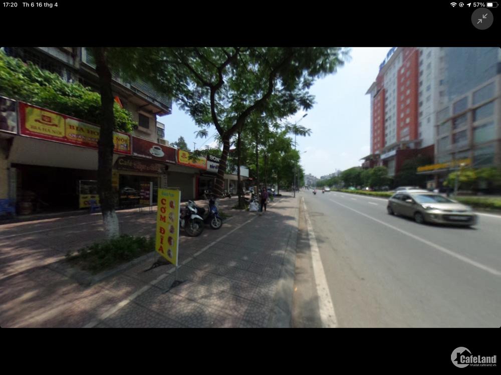 Mặt phố Nguyễn Văn Cừ, Long Biên diện tích 130 m2 mặt tiền rộng, nhỉnh 35 tỷ
