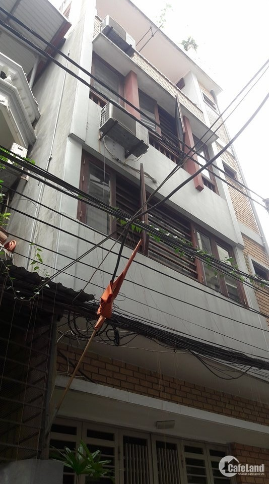 Bán nhà phân lô hàng không Nguyễn Sơn ô tô tránh thông, 80m, MT 5.2m.