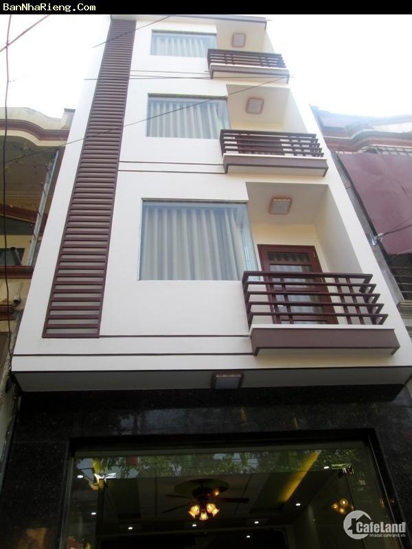 Bán nhà mặt tiền Trần Đình Xu Quận 1, 66m2 3 tầng đẹp lung linh giá chỉ 18.5 tỉ