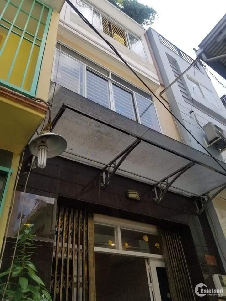 Cần bán gấp nhà đẹp đường Vĩnh Viễn Quận 10 giá chỉ 3tỷ8