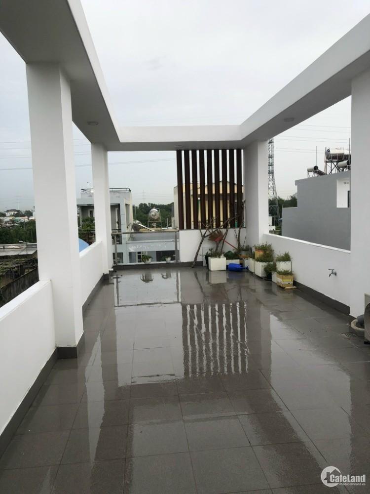 Bán nhà mặt tiền đường 64, Nguyễn Duy Trinh, P. Bình Trưng Đông, Tp. Thủ Đức