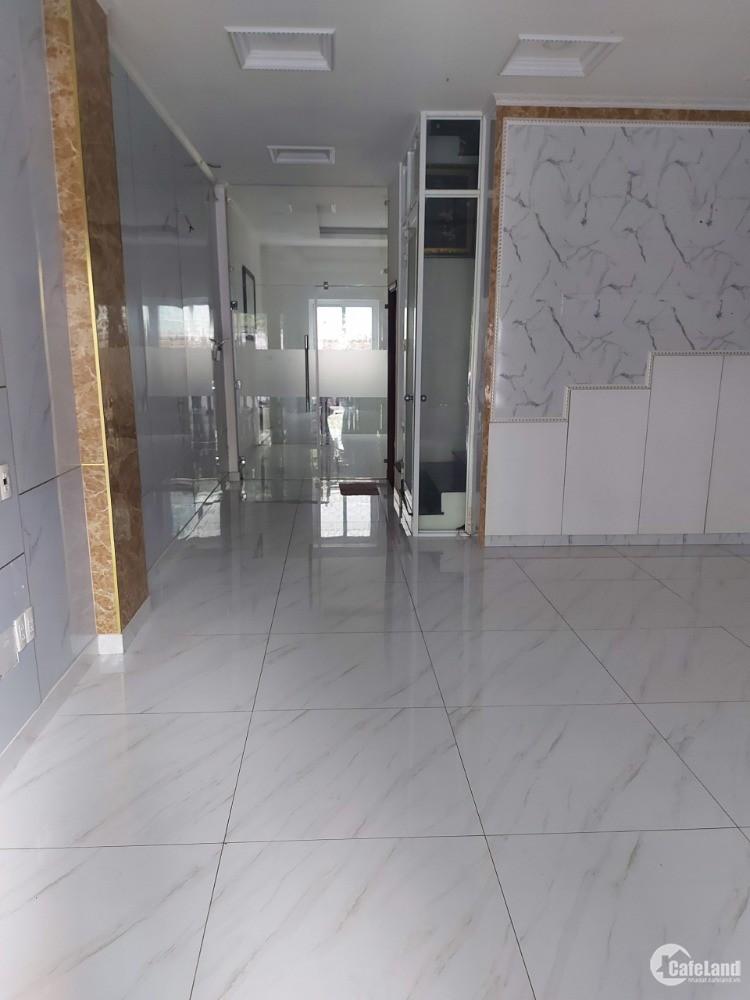 Bán Nhà 3 lầu đường Phạm Văn Chiêu, Phường 9, GV - 4,5x17m Giá 6,9 tỷ