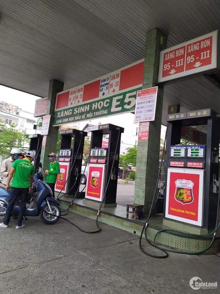 Bán cây xăng Phường 10 Tân Bình 620m2, giá 115 tỷ