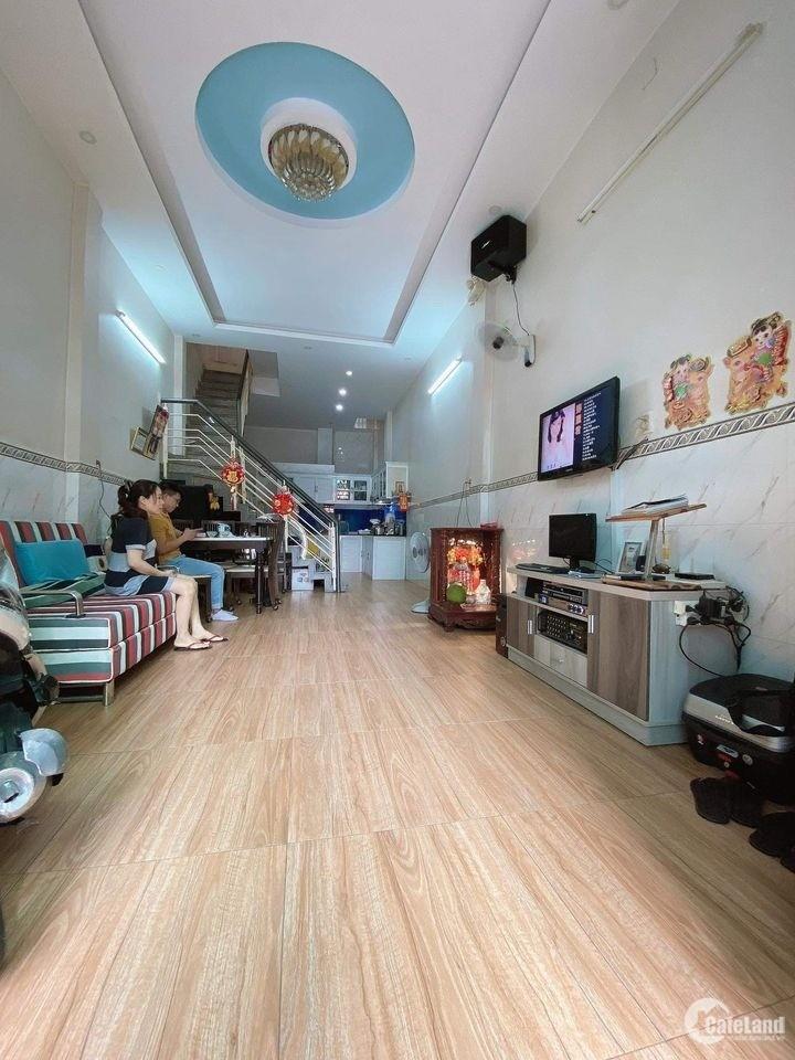 Bán nhà đẹp Khuông Việt Tân Phú 50m2 HXH thông giá chỉ 5,5 tỷ