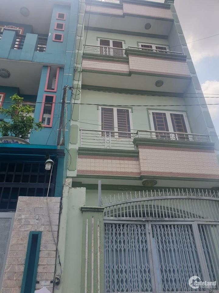 Bán gấp nhà Tân Phú, Hxh Tân Hương, 4x14m, 4 tầng, 5,5 tỷ(TL)