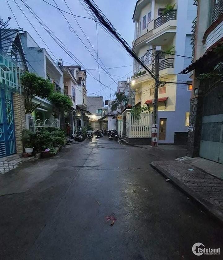 Bán nhà hẻm 6m Vườn Lài, Tân Phú, 4x15m, 4 tầng, 7,3 tỷ ( TL)