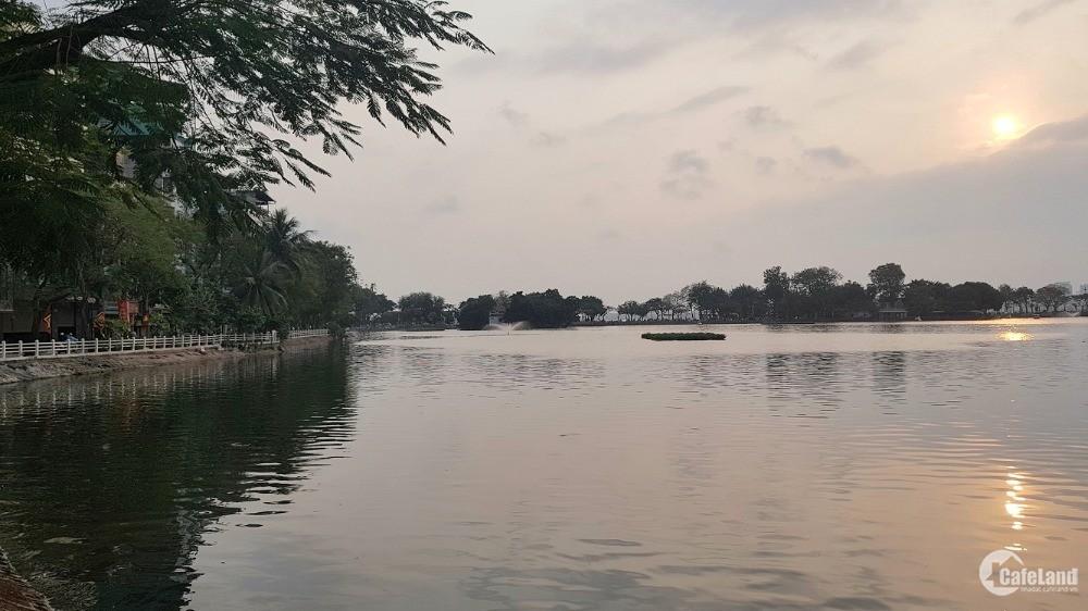 Bán nhà phố Trích Sài, Tây Hồ. Vỉa hè, ô tô, KD. 45m2, 4T nhỉnh 18 tỷ