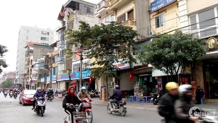 Bán nhà mặt phố Khương Đình, Thanh Xuân - 64m2 - KD cực đỉnh - Sổ chính chủ.