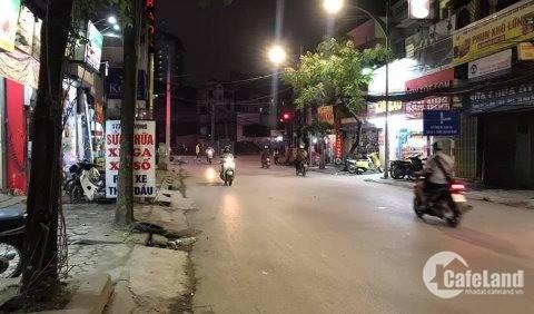 Bán nhà mặt phố Vũ Hữu, Thanh Xuân - 73m2 - KD ổn định - sổ chính chủ.