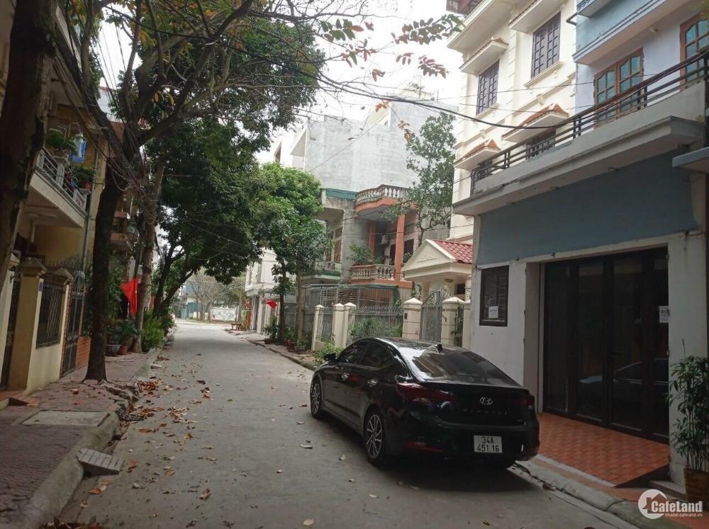 Bán nhà 2 tầng mặt phố Lý Công Uẩn, TP HD, 80m2, mặt tiền 5m, hướng Tây, chỉ 3 t