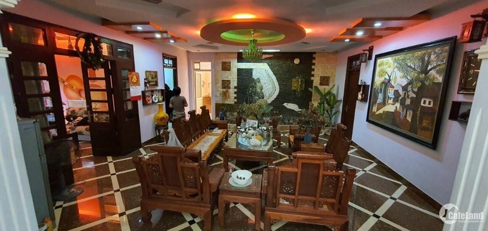 Bán nhà 3 tầng mặt phố Đông Nam Cường, TP Hải Dương, 243.5m2, mt 12.5m, KD tốt