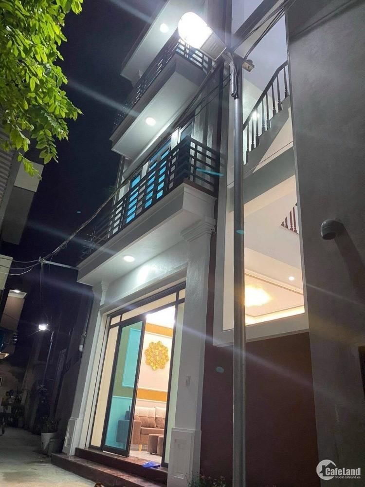 Bán nhà phố Ngọc Uyên, ph Ngọc Châu, TP HD, 3 tầng, 45m2, 3 ngủ, nhà đẹp, giá tố