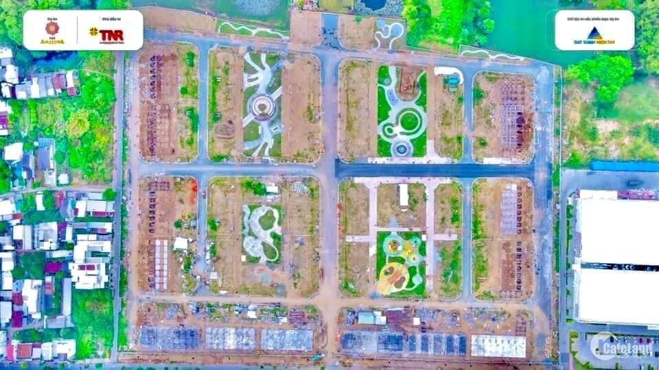 CHỈ VỚI  637TR CƠ HỘI ĐẦU CƠ  ĐẤT VÀNG TẠI TNR AMALUNA TRÀ VINH
