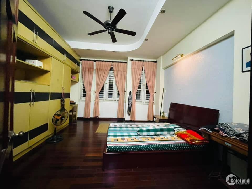 Nhà HXH Nguyễn Văn Đậu 62m2(4.2x15), 4 tầng full nội thất, chỉ 5.7 tỷ