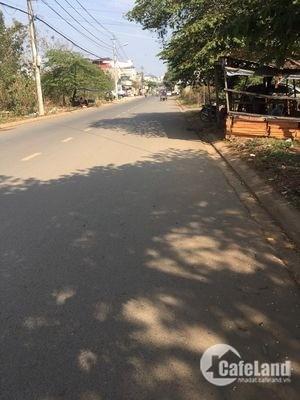 Bán đất mặt tiền Hùng Vương , Tân Lập, TP Buôn Ma Thuột , 10x30. LH 0937311081