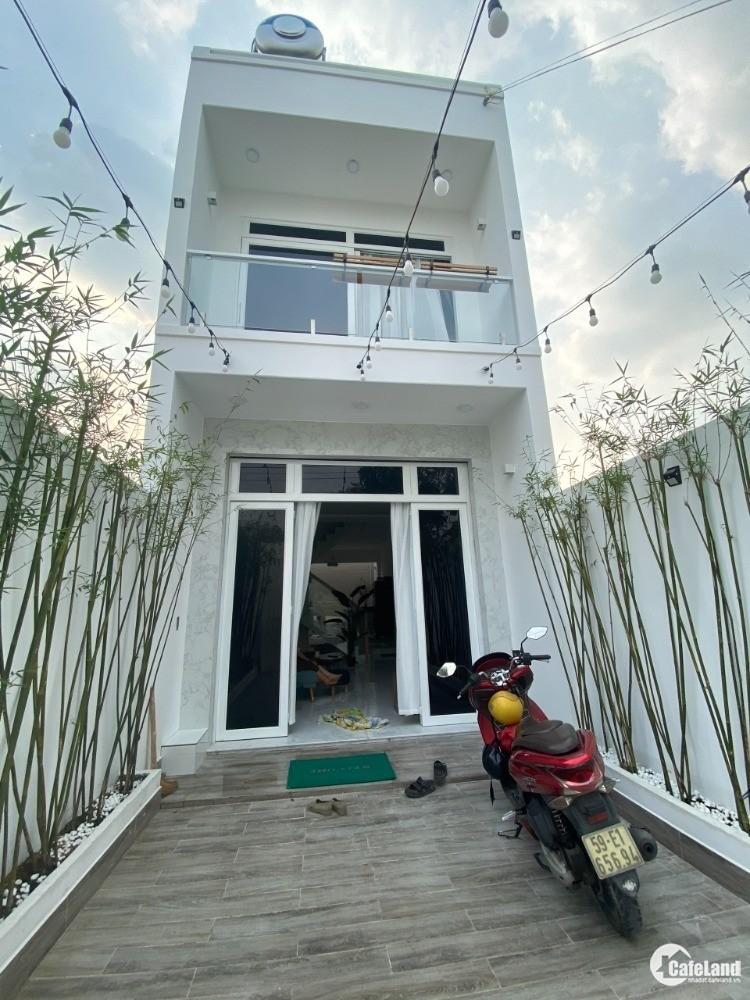 Bán nhà riêng trên đường Đinh Đức Thiện, 100m2 3PN 2WC, sổ hồng riêng