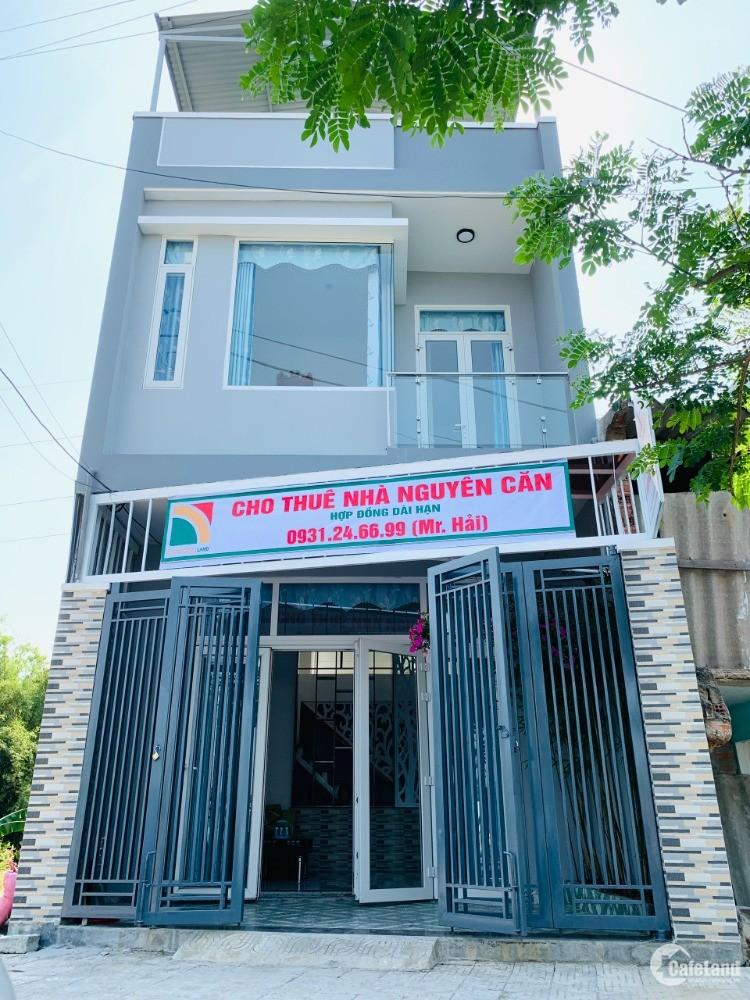 Bán nhà 2 tầng full nội thất. MT đường Mai Đăng Chơn, giá sụp hầm, lh 0768456886