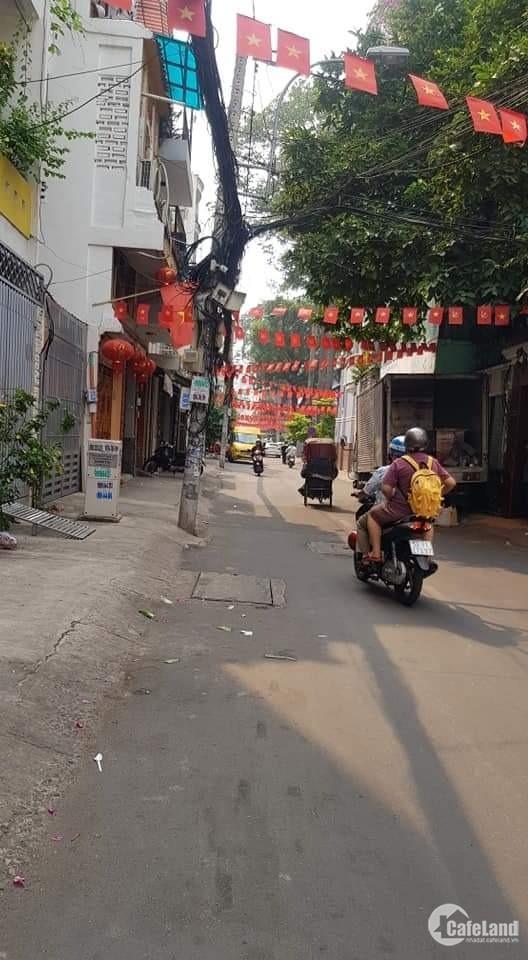 Sát Mặt Tiền Nguyễn Đình Chiểu -22m2 Nhỉnh 3 Tỷ - Hàng Độc