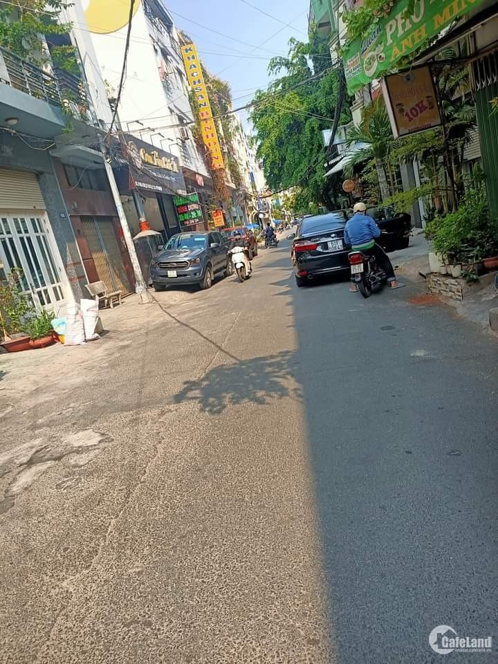 Nguyễn Thiện Thuật Quận 3- Hẻm Xe Tải Đua – 36m2 – Nhỉnh 5 tỷ