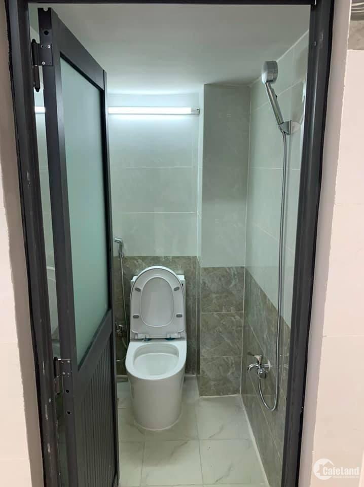 Trần Văn Đang, Phường 9, Quận 3, 3 lầu, 32m2, hẻm thông, giá 3tỷ9