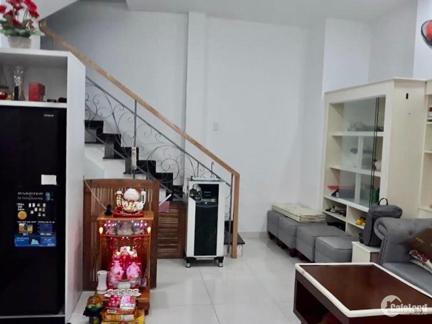 Bán Nhà Hẻm Đường Võ Thị Sáu, Quận 3, Tặng Full Nội Thất Giá Rẻ