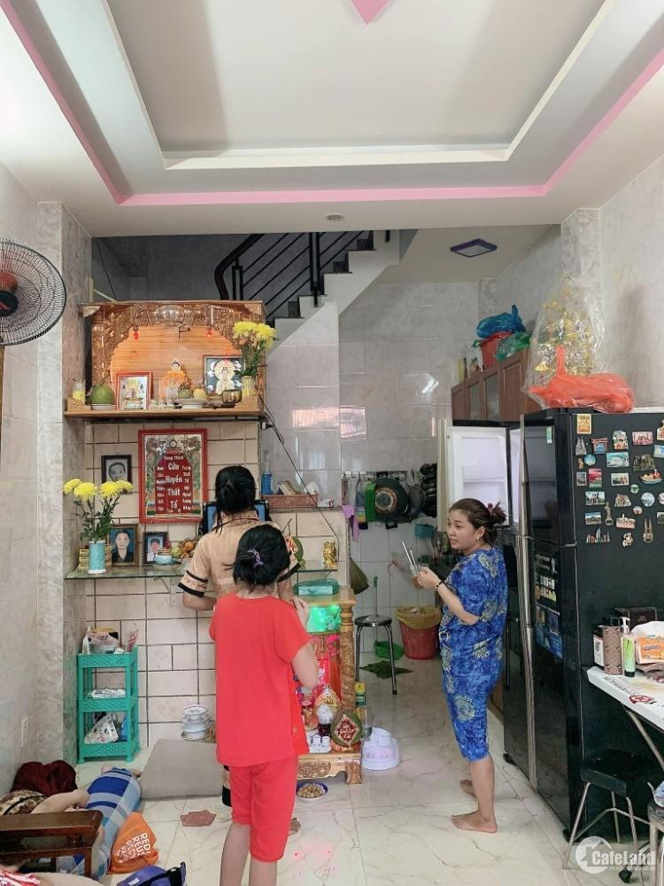 Bán nhà HXH Dương Bá Trạc P1 Quận 8 giá tốt .DT: 3,41x9m nhà đẹp .Giá ; 3.3 tỷ.
