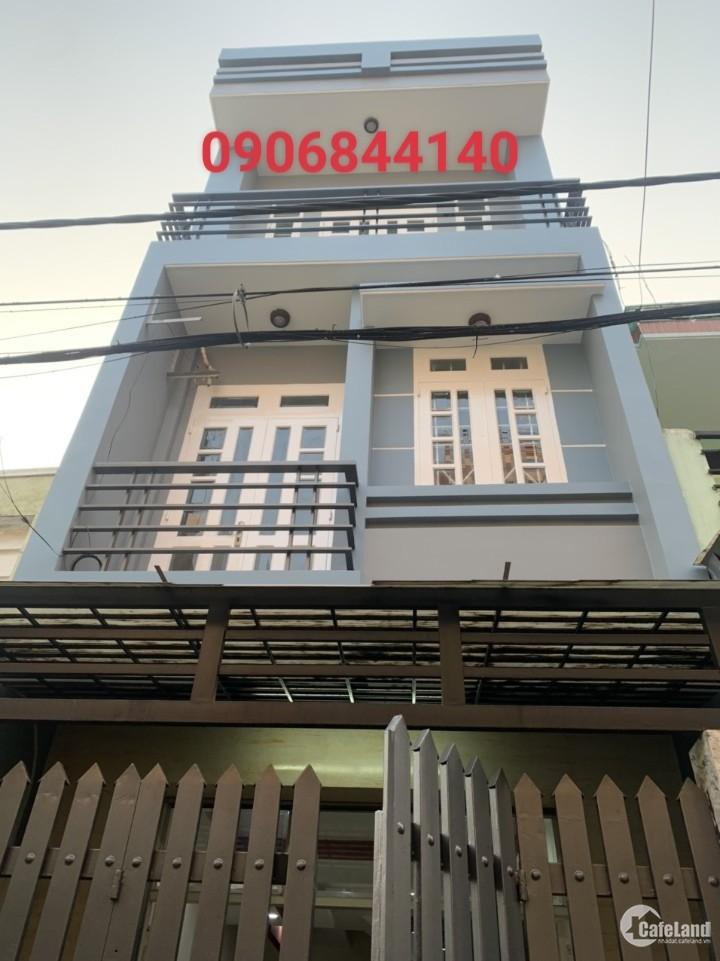 Nhà 2 mặt hẻm 2 lối đi Đ.Trương Phước Phan, Bình Tân.  5.3T