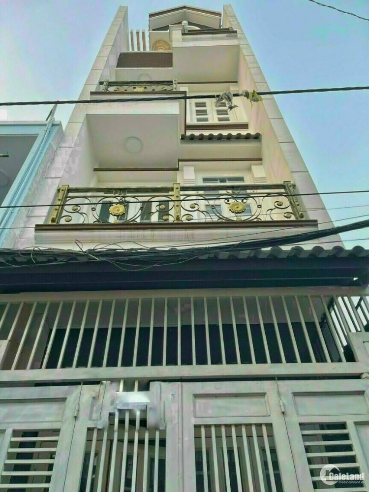 MTKD đường Số 5 P. BHH 4x18m 1 trệt 2 lầu sân thượng