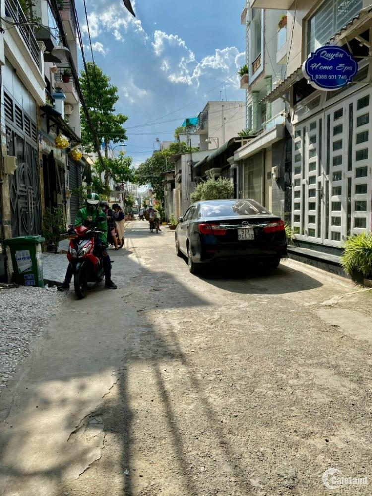 Bán GẤP nhà HXT 347 Lê Văn Thọ, P9, Gò Vấp 4.5x17m, 1 trệt, 2 lầu, ST, 6.7 tỷ