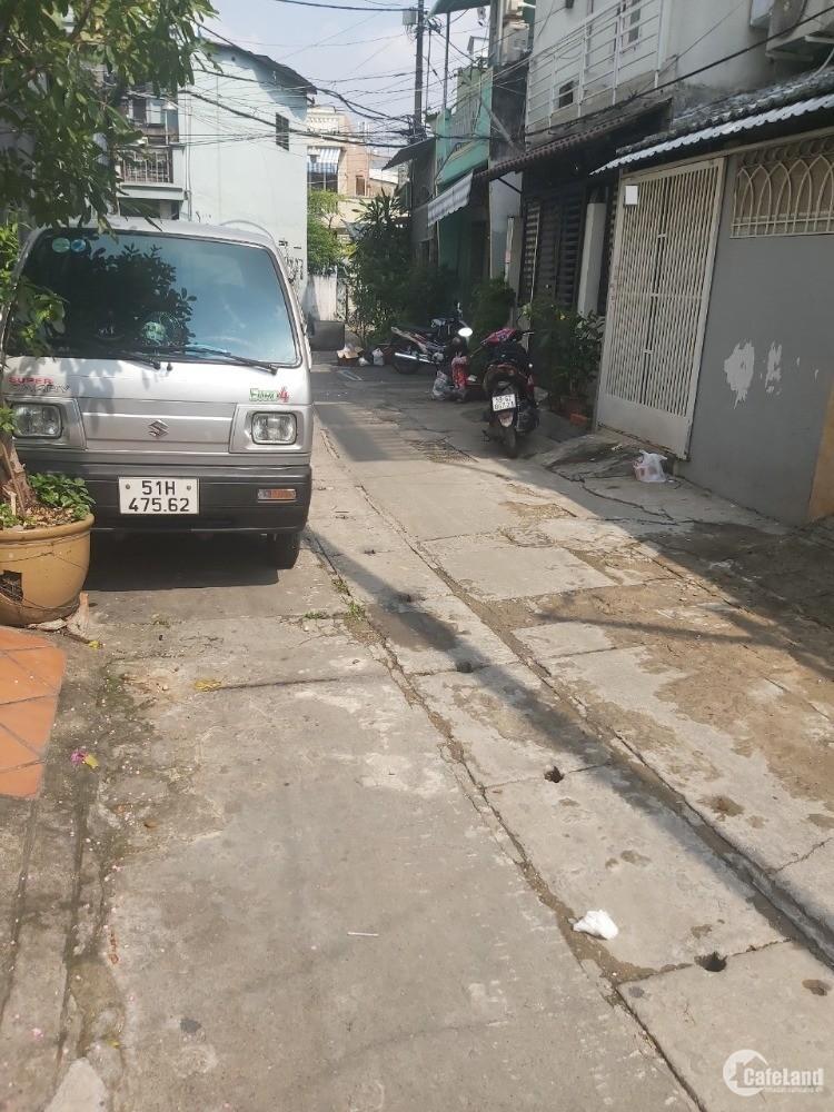 Bán nhà Nguyễn Văn Công, P3, GV - ngay chợ Tân sơn nhất - Dt 60m2 - giá 5.45ty