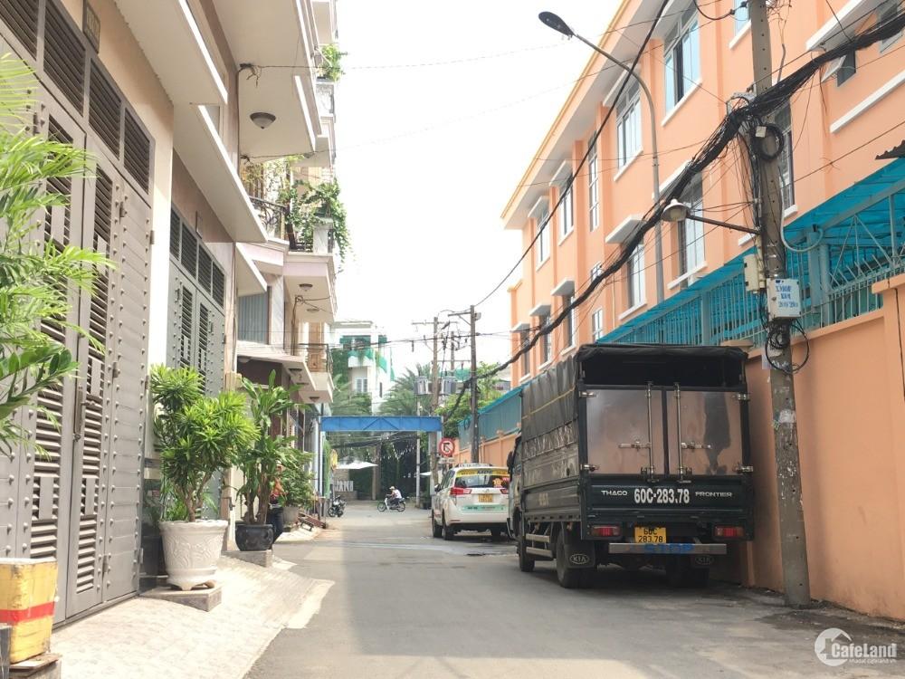Bán GẤP nhà HXT Lê Đức Thọ, P13, Gò Vấp, 4x14m, 1 trệt, lửng, 3 lầu, 5.9 tỷ