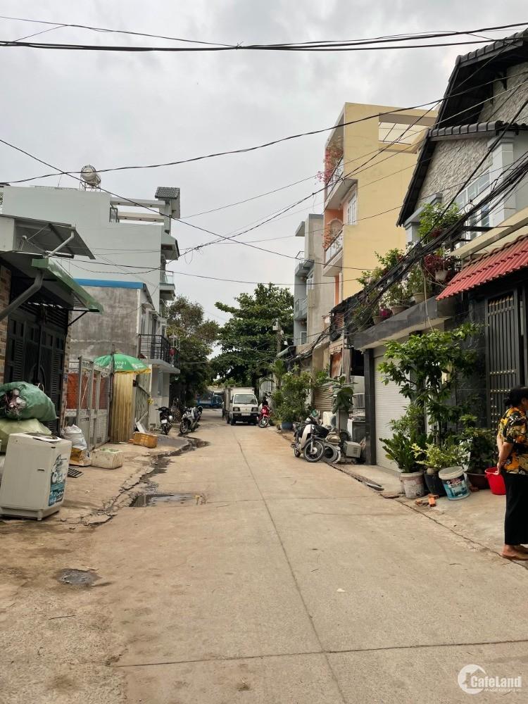 Bán GẤP nhà HXT 736 Lê Đức Thọ, P15, Gò Vấp, 5x18m, 1 trệt, 1 lầu, 5.3 tỷ