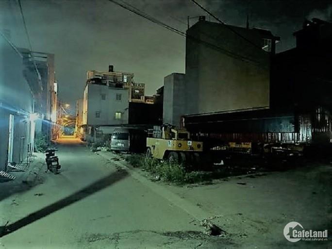 Cần bán gấp 100m2 đường Phan Huy Ích, HXT quay đầu, vị trí đẹp, giá rẻ chỉ 60 tr