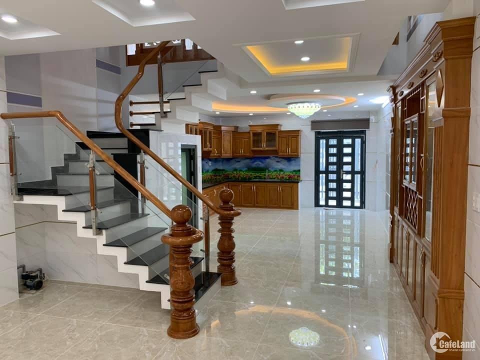 HXH Nguyễn Thái Sơn 67m2(4.8x14), 5 tầng, full nội thất, 7.3 tỷ TL