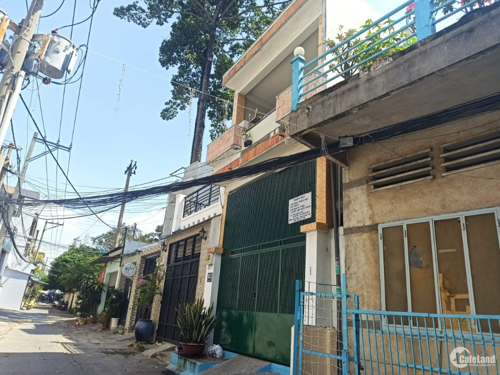 Bán nhà Lê Quang Định Q. Gò Vấp hẻm xe hơi, 3 tầng 50m2 giá cực hiếm chỉ 5.7 tỉ
