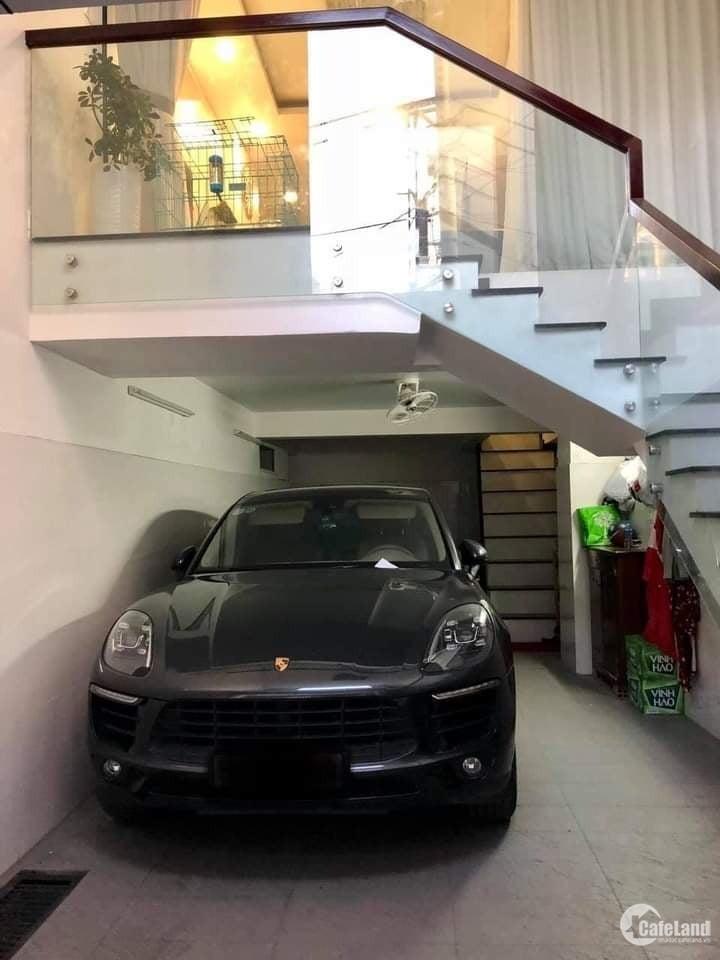 Gara ô tô Trường Sa 67m2 5 tầng full nội thất, vừa ở vừa KD giá 10.4 TL
