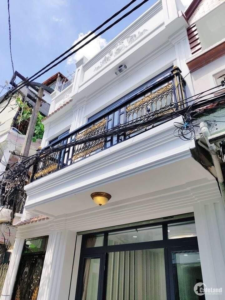 Bán nhà Nguyễn Trọng Tuyển Quận Phú Nhuận 4 tầng nhà đẹp giá chỉ 8 tỉ