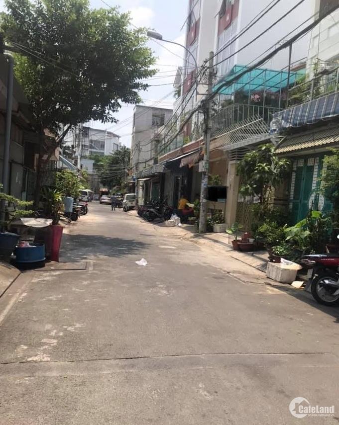 Bán nhà hẻm 7m Gò Dầu, Tân Phú, 5x17m, 2 tầng,  giá 7,2 tỷ (TL)