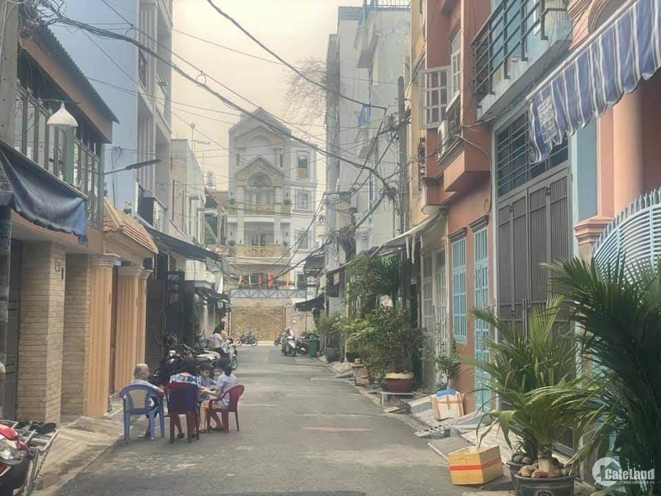 Bán gấp nhà hẻm oto Vườn Lài, Tân Phú, 85m2, 7,1 tỷ (TL)