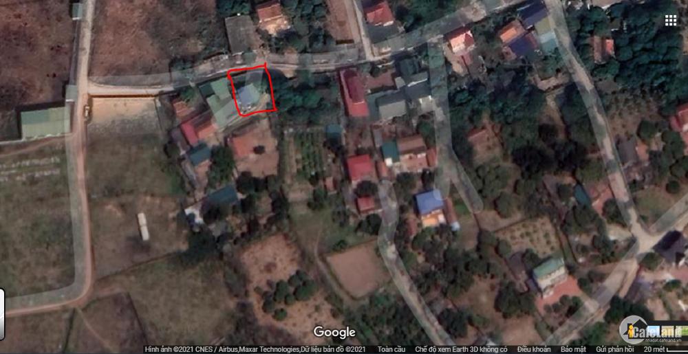 Bán nhà 166 m2, lô góc, ô tô, nở hậu giá 450 triệu, Minh phú, Sóc Sơn, Hà Nội