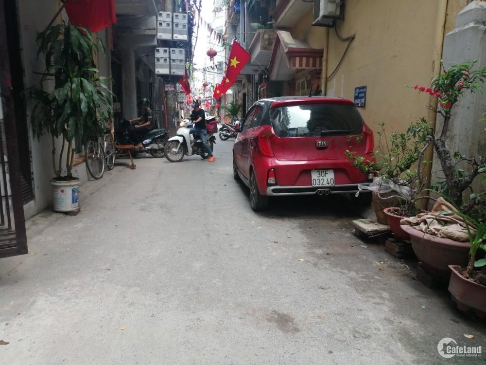 Nhà Cổ Nhuế, Bắc Từ Liêm phân lô - ôtô - kinh doanh, 72m2, 5.2 tỷ.