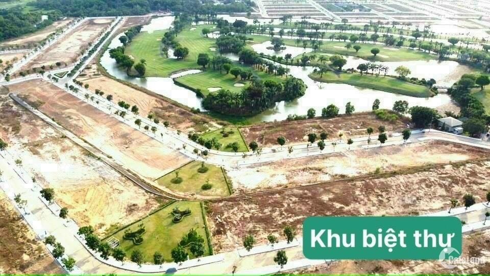 Biên Hoà New City bán khu biệt thự đồi, giá 19,5 TR/m2, Góp 8 tháng, CK vượt 15%