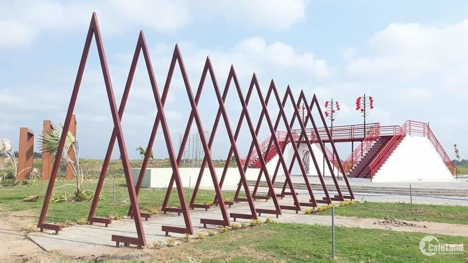 Bán nhanh 80m2 thổ cư đặc, dự án Vạn Phát Sông Hậu
