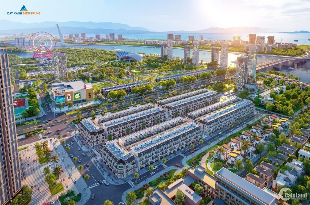 Cơ hội cuối cùng sở hữu nhà mặt tiền tại phố đi bộ TM đầu tiên của Đà Nẵng.