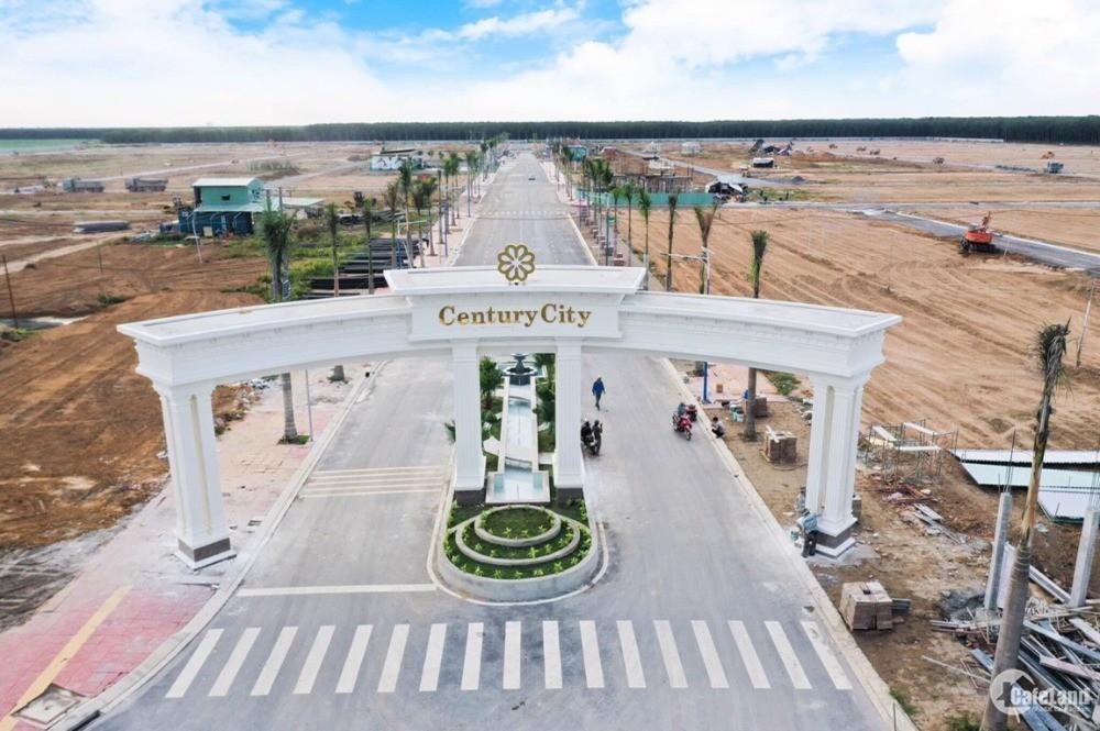 Chỉ 600 triệu sở hữu đất nền sổ đỏ tại khu đô thị sân bay quốc tế Long Thành.
