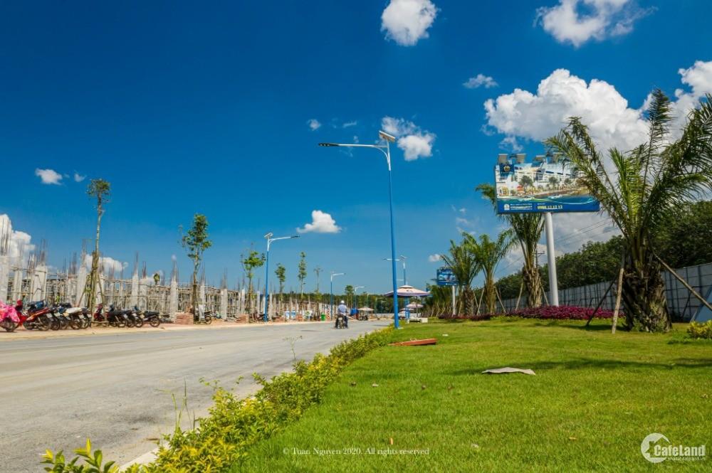 Century City đất nền khu đô thị sân bay Long Thành, mặt tiền TL 769. sổ đỏ riêng