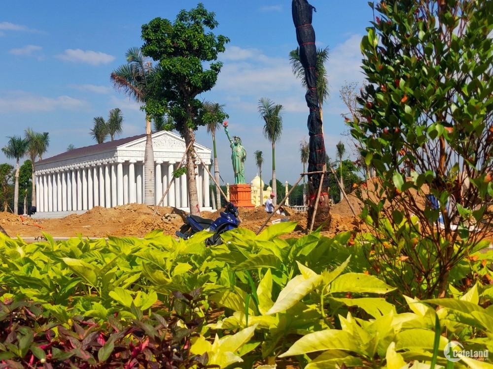Century city đất nền thổ cư sân bay long thành, chỉ 18tr/m2 sổ hồng riêng