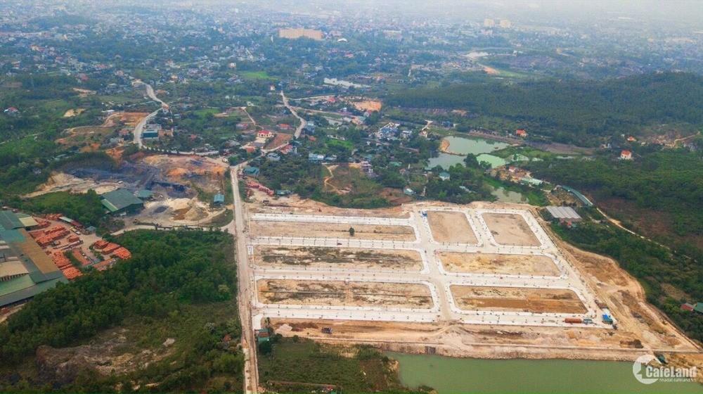 Đất nền phường Thanh Sơn, tp Uông bí. Sổ đỏ từng lô. Giá chỉ  10tr/m2